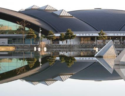 "Image - Kirchberg ""Coque"" Sporting and Cultural Centre"