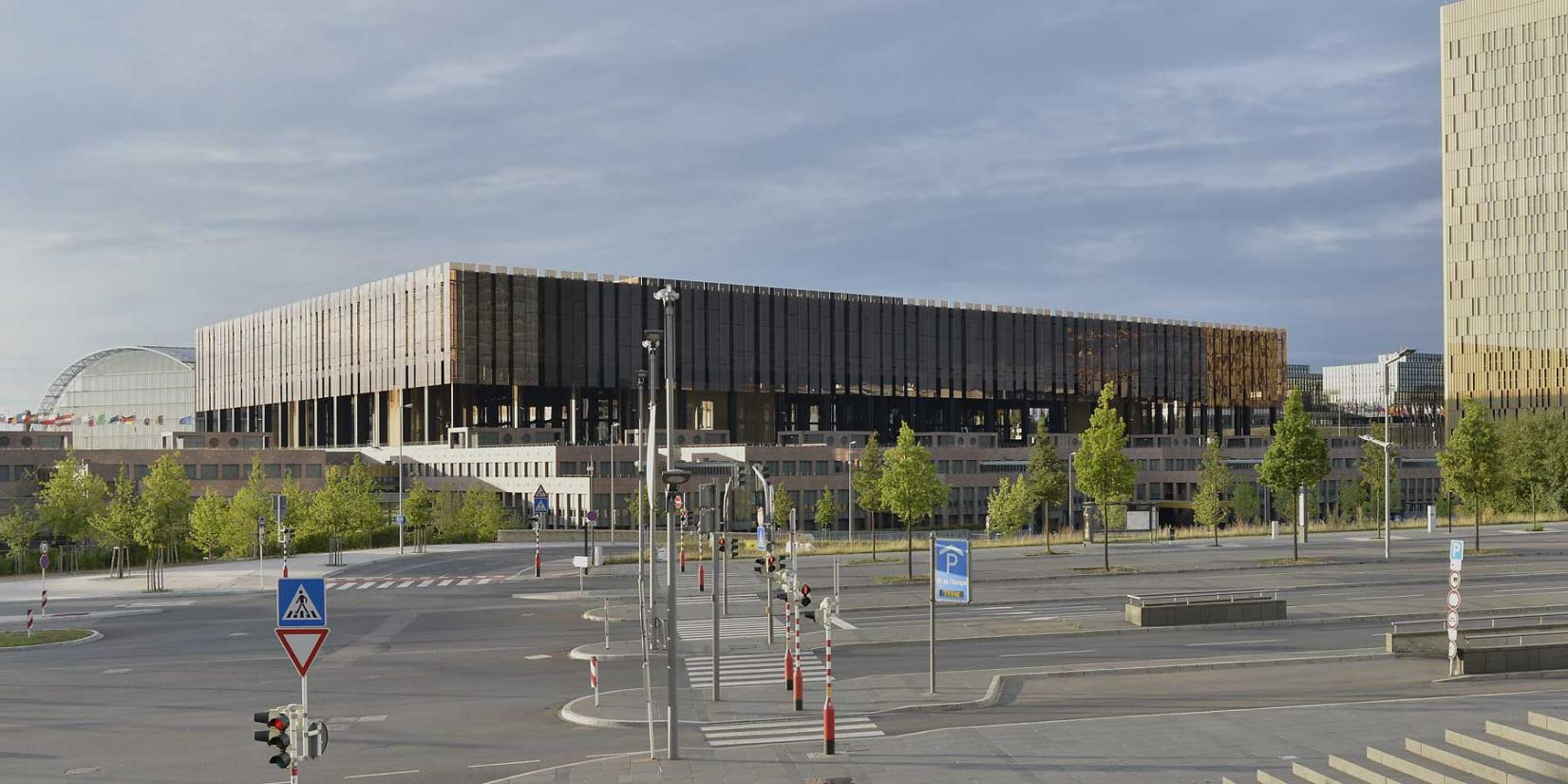 European Court of Justice - Extension D - Kirchberg - Luxembourg - Image #1