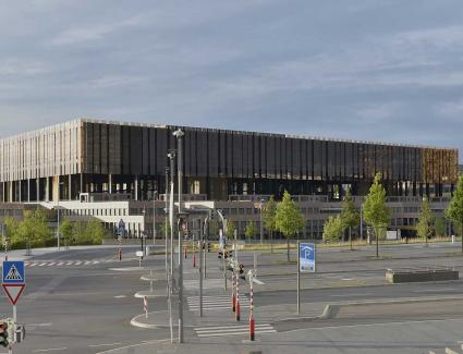 Image - European Court of Justice - Extension D - Kirchberg - Luxembourg