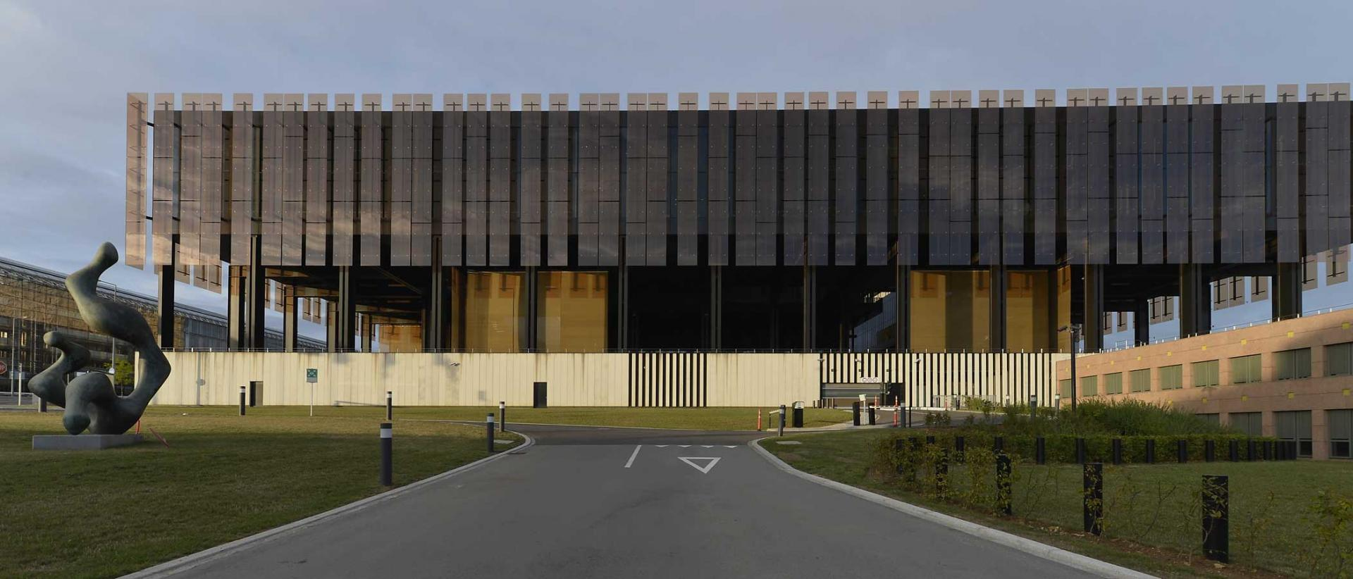 European Court of Justice - Extension D - Kirchberg - Luxembourg - Image #2