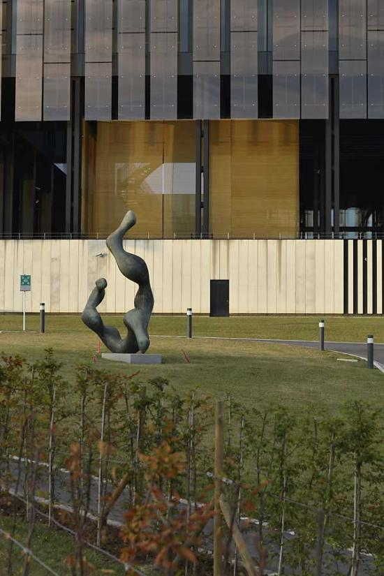 European Court of Justice - Extension D - Kirchberg - Luxembourg - Image #5