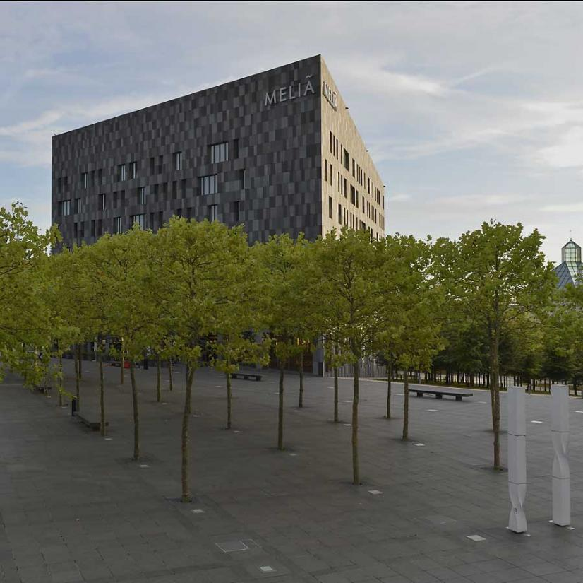 Hôtel Melia Kirchberg - Luxembourg - Image #3