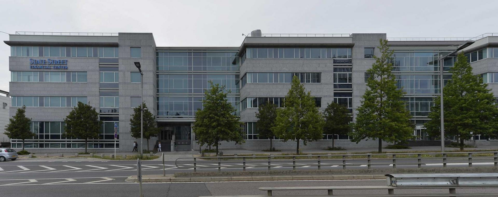 State Street Bank Kirchberg - Luxembourg - Image #1