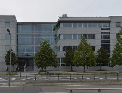 Image - State Street Bank Kirchberg - Luxembourg